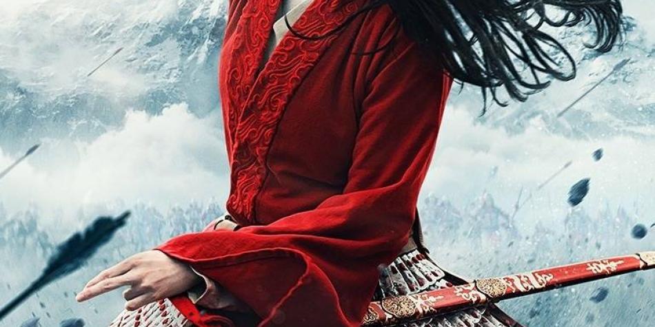 Nuevo afiche de 'Mulan', película sobre la joven guerrera