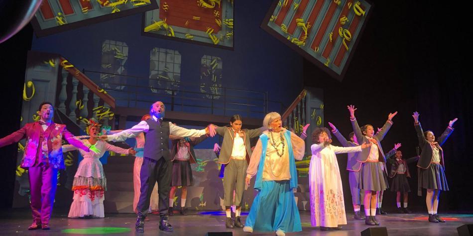 'Pombo, el musical' / Sin Telones