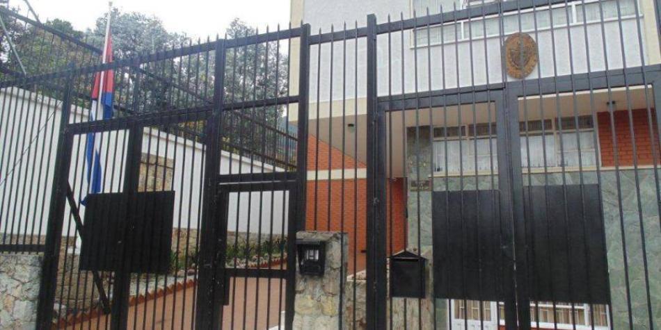 Embajada de Cuba desmiente acusaciones de estar vinculada a protestas