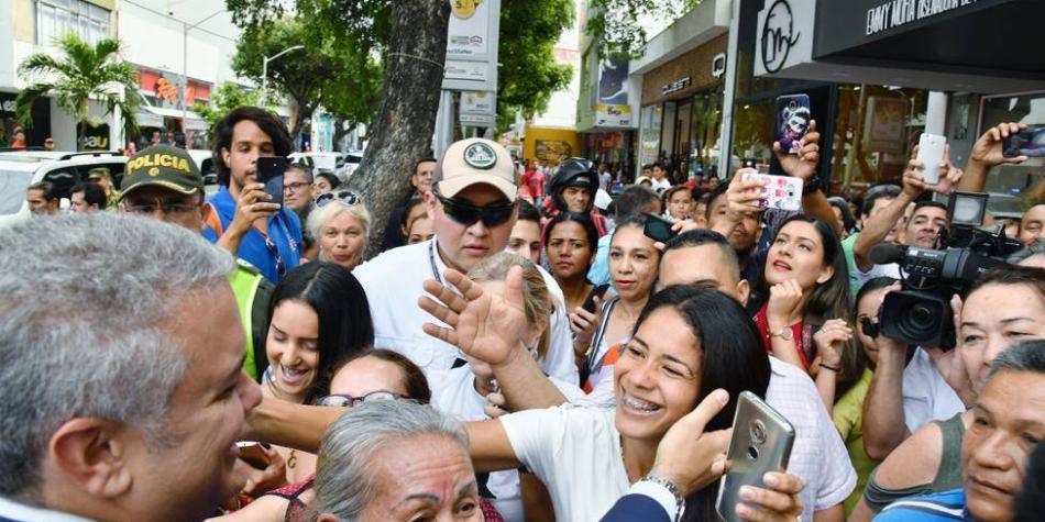 Duque presenta en Cúcuta zonas económicas especiales