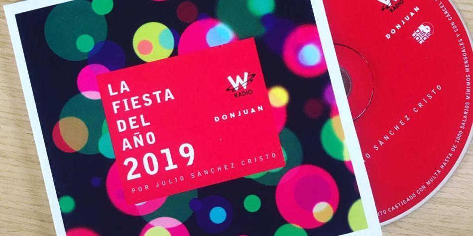 'La fiesta del año' llega con la nueva edición de revista DONJUAN