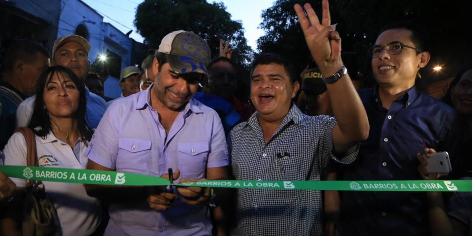 En 4 años Barranquilla invirtió $178 mil millones en pavimentos