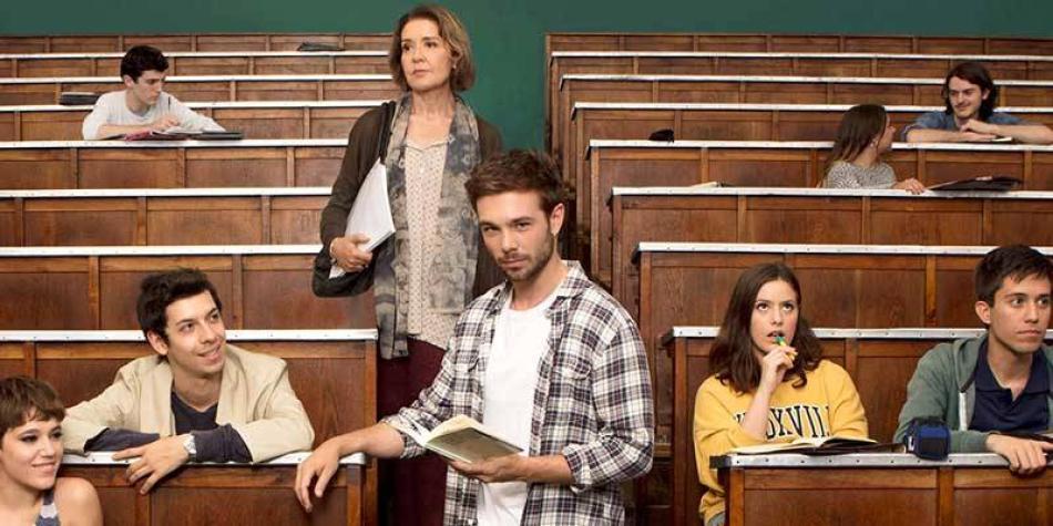 La serie 'Merlí' regresa con nuevos protagonistas
