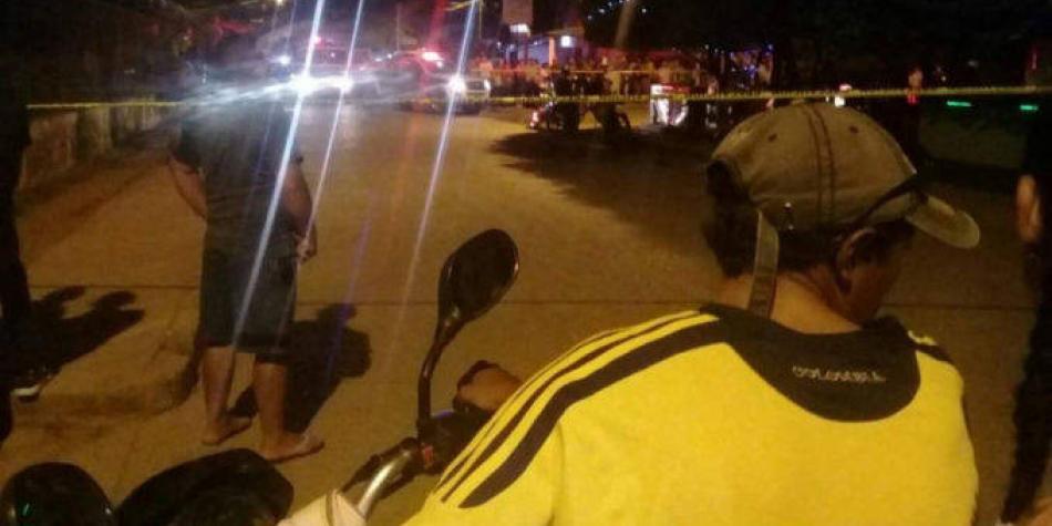 Estallan granadas en dos municipios de Córdoba