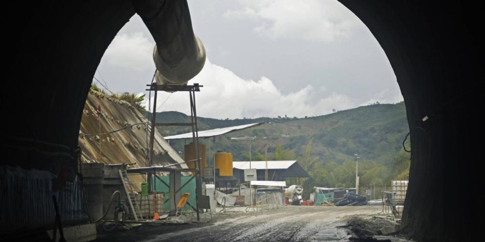Manizales y Medellín, más cerca con nuevo túnel de Irra
