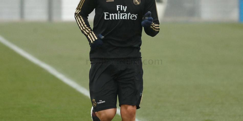 ¡Paren las rotativas! James le da una buena noticia al Real Madrid