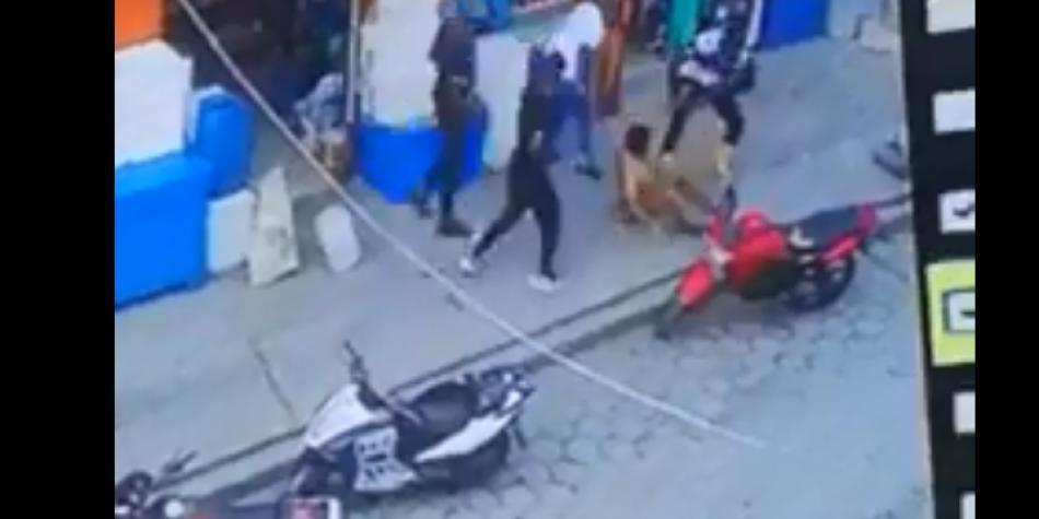 Video registró dramático secuestro de comerciante en Tumaco, Nariño