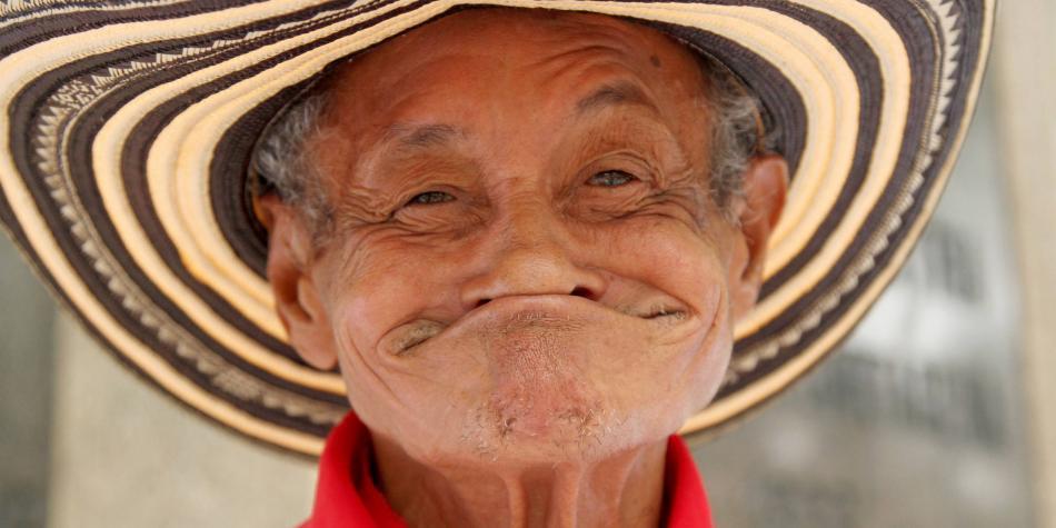 Juan Chuchita, el gaitero mayor que venció a la muerte con su canto