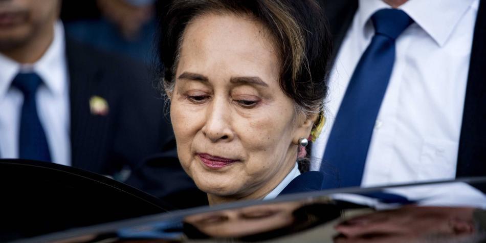 Nobel de Paz niega genocidio de los rohinyás por el ejército birmano