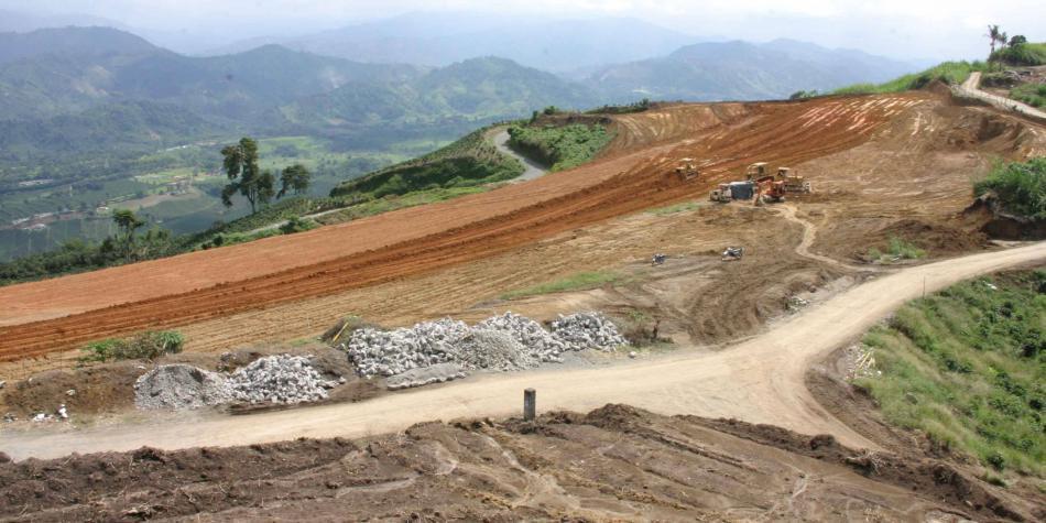 Aprueban 60.000 millones de pesos más para retomar obras de Aerocafé