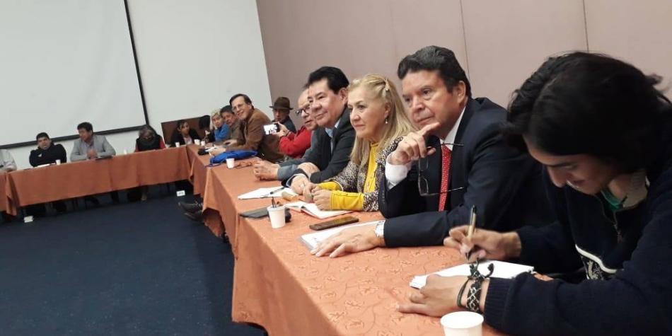 Gobierno y comité del paro, todavía sin acuerdo para dialogar