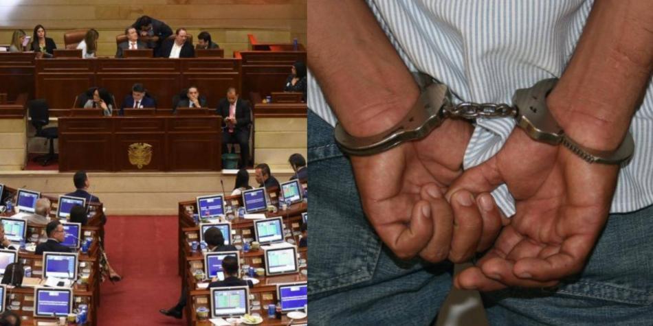 Por falta de quorum se aplaza debate de cárcel para corruptos