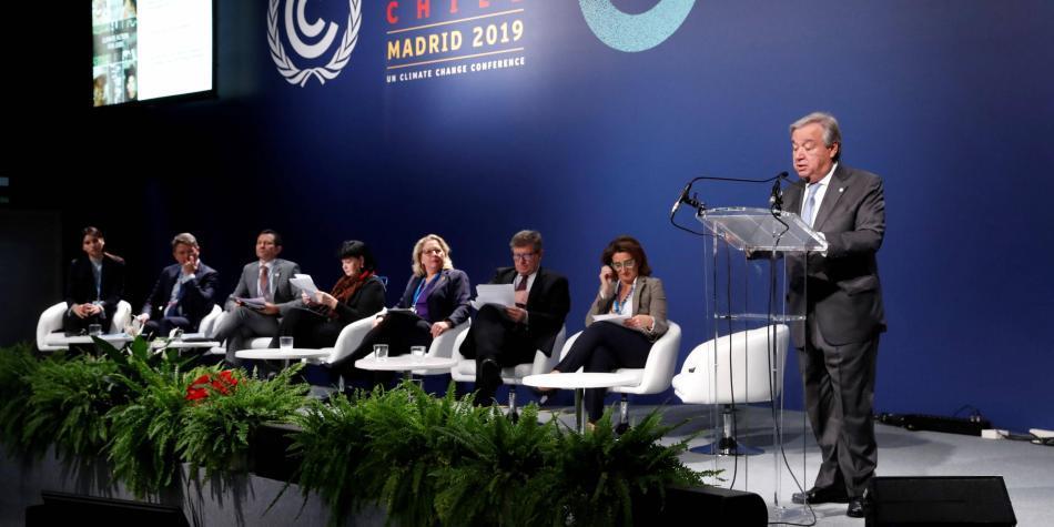 La COP26 de Glasgow se hará en noviembre del 2021
