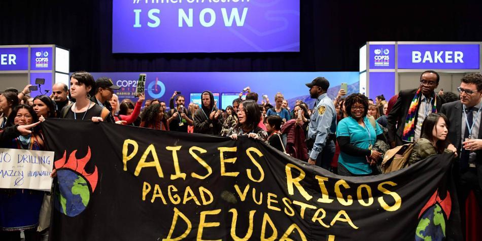 COP25: conclusiones del evento más importante sobre cambio climático