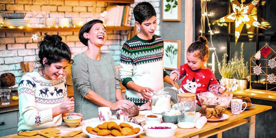 Sorprenda a familia y amigos con estos sencillos menús navideños