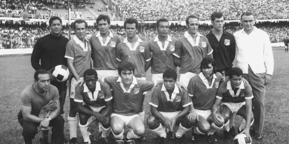 Murió Luis Largacha, arquero en la eliminatoria para México 70