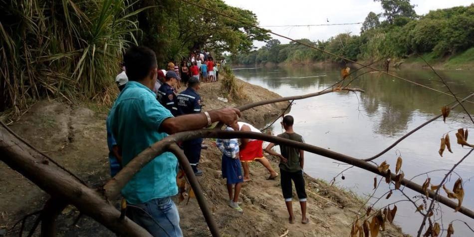 2 niños murieron ahogados en el río Cauca y buscan a 2 desaparecidos