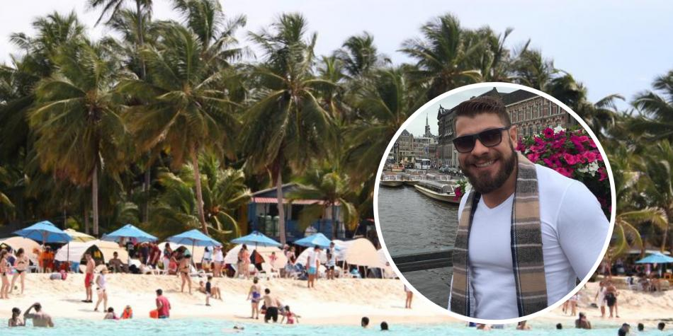 El paseo a San Andrés que terminó en tragedia para profesor brasileño