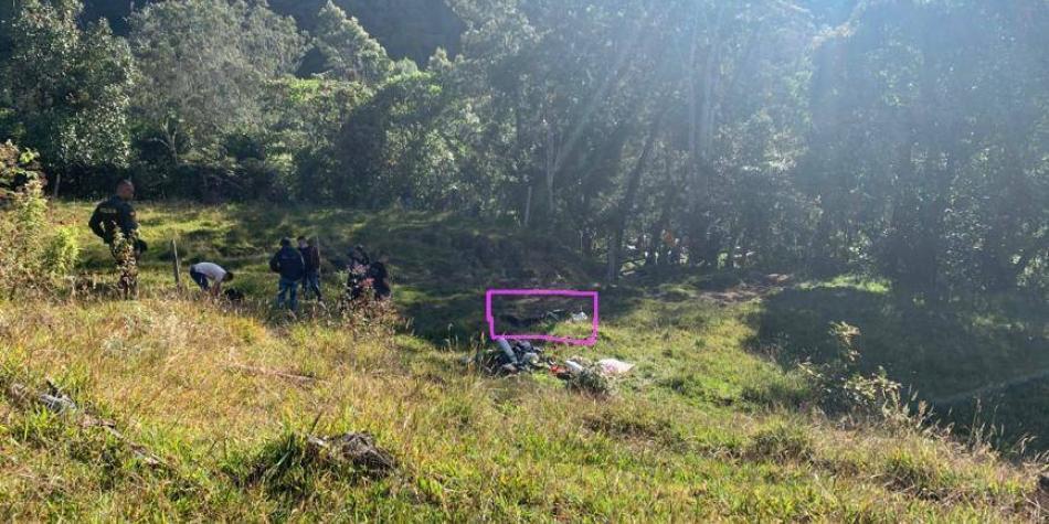 Frente a su grupo, asesinan a guía turístico en Urrao (Antioquia)