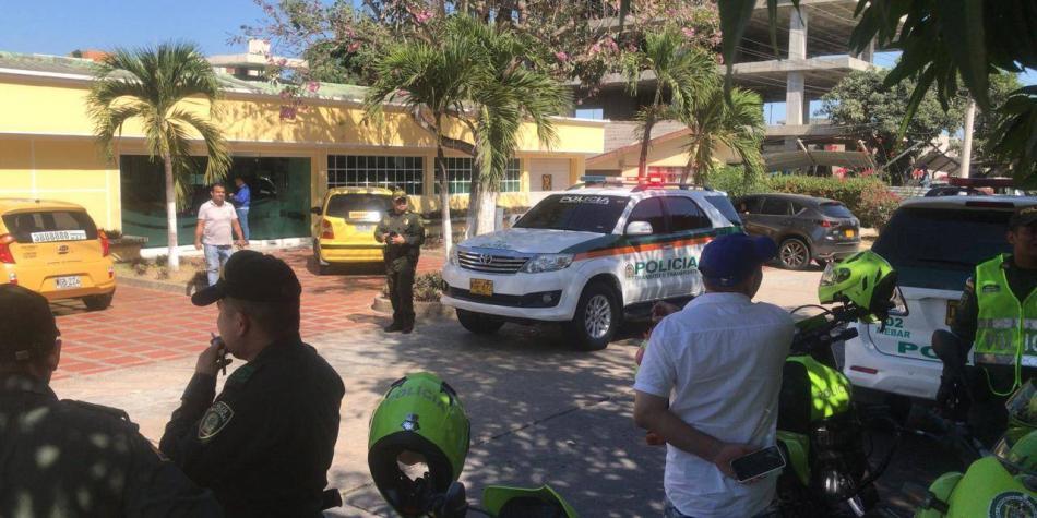 Asesinan en Barranquilla a dueño de empresa de taxis