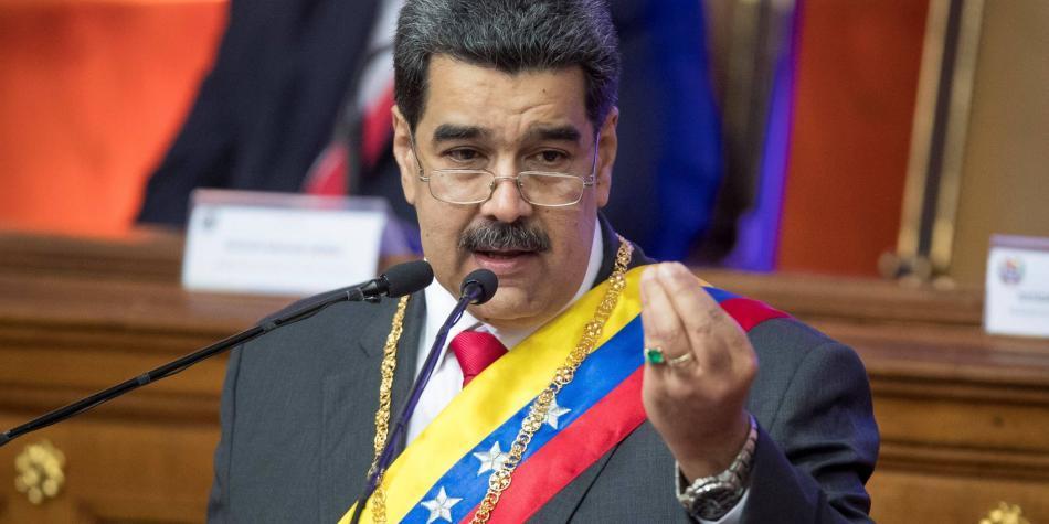 EE. UU. anuncia recompensa de US $ 15 millones por captura de Maduro