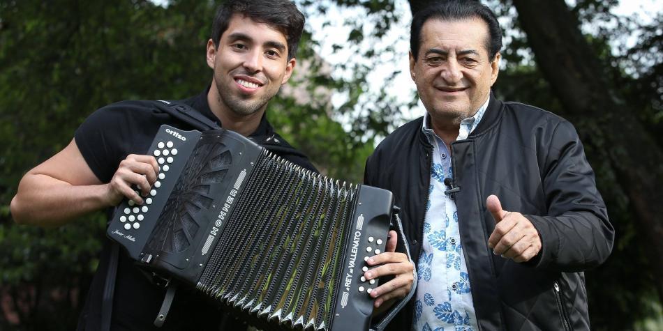 Jorge Oñate sufrió una descompensación durante un concierto en Bogotá