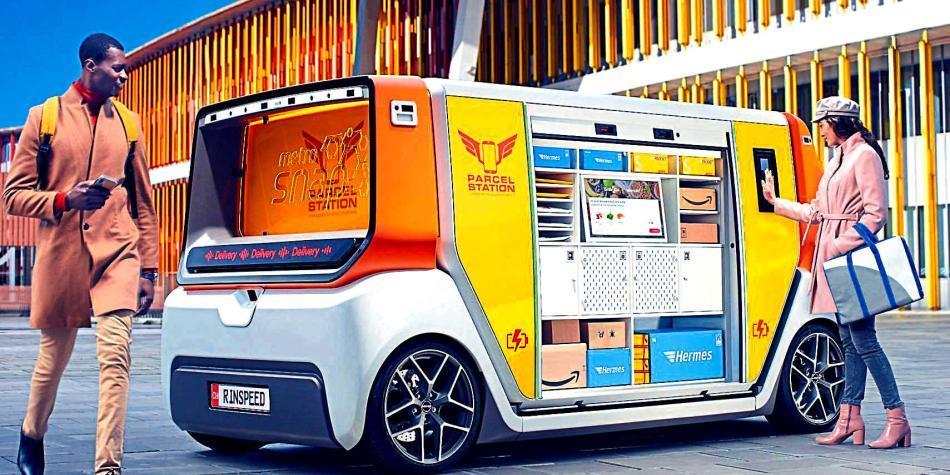 El carro multiusos, la nueva joya entre los vehículos eléctricos