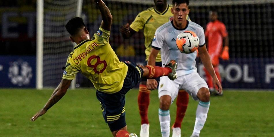 Las cinco razones del mal estreno de Colombia en el Preolímpico