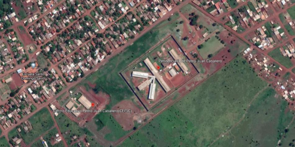 Fuga de película: 75 presos escapan de cárcel de Paraguay