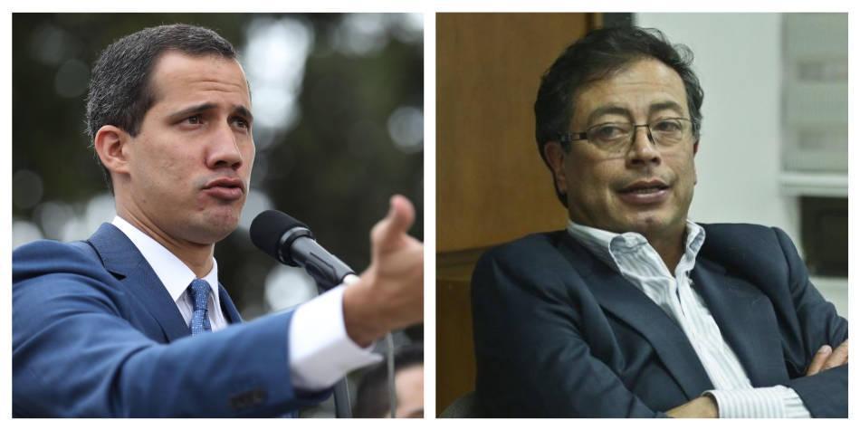 ¿Gana o pierde Juan Guaidó al atacar a Gustavo Petro?