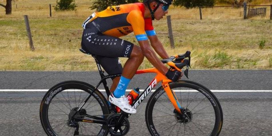 Así fue el debut del colombiano Santiago Buitrago en el World Tour