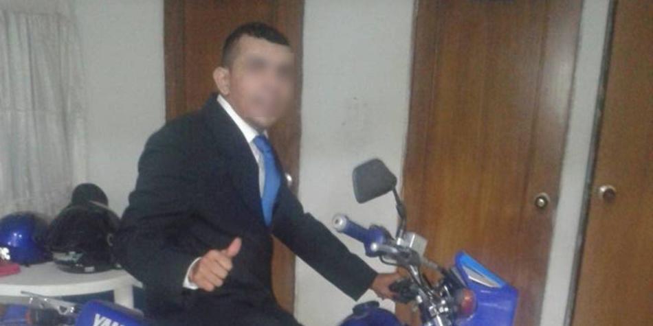 'Pastor' lideraba red criminal y camuflaba su arma en una biblia