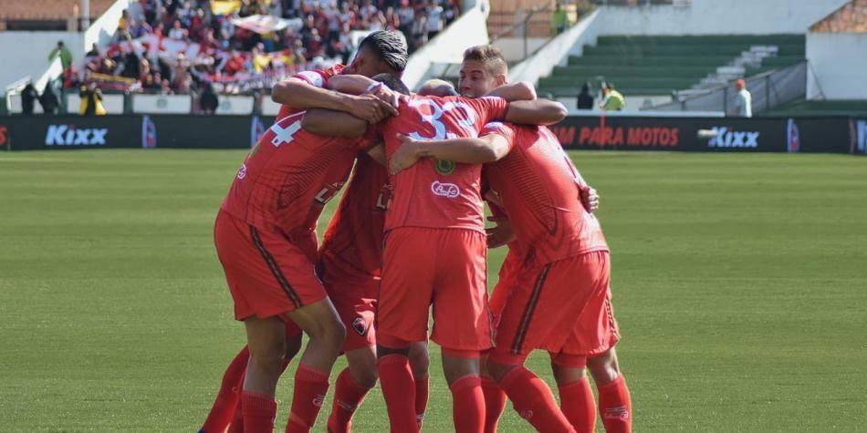 ¡Primer clásico regional de la Liga! Patriotas enfrenta a Chicó