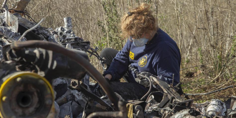 Increíble hallazgo en investigación del accidente de Bryant