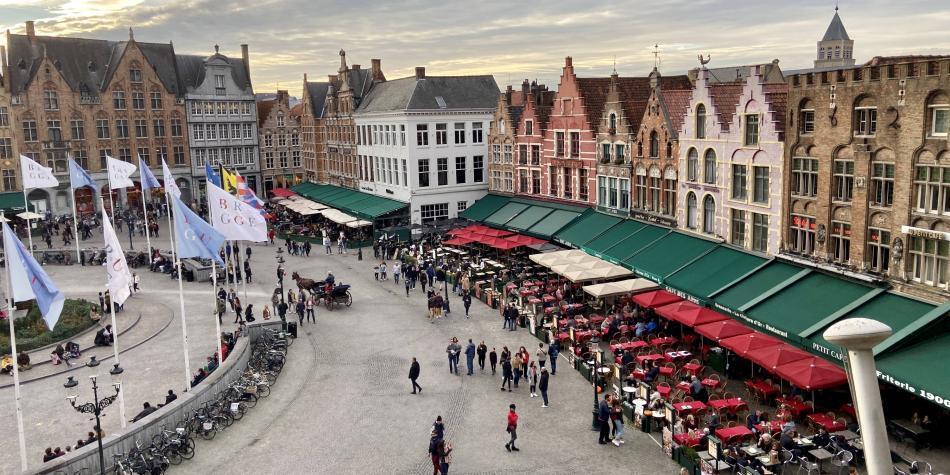Plaza de Mercado de Brujas
