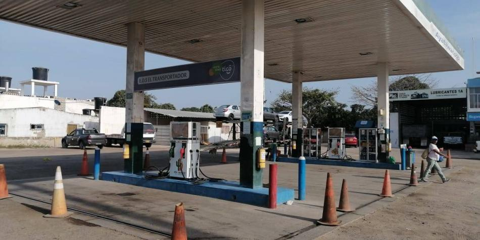 En paro estaciones de servicio de La Guajira