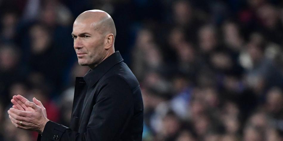 ¿En duda el puesto de Zidane? Esto respondió el DT del Real Madrid