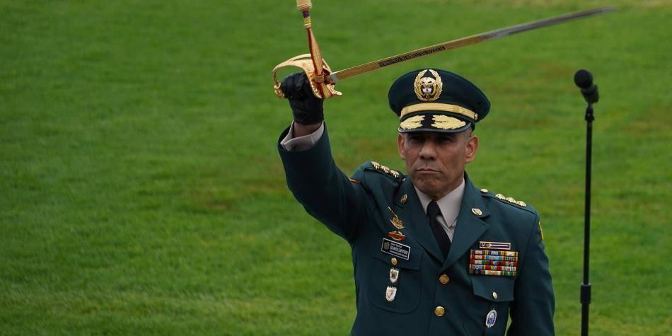 Así se votó el ascenso del general Zapateiro y cinco uniformados más