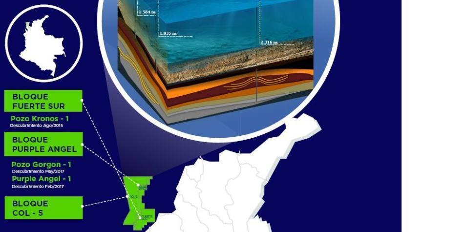 Gigante Shell se une a Ecopetrol para desarrollar provincia de gas