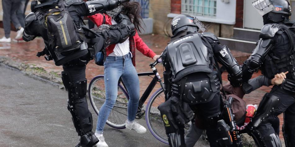 Gobierno definió estatuto para uso de la fuerza y atención a protestas