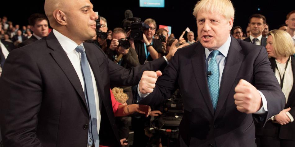 Dimite ministro británico de Finanzas en plena renovación del gobierno