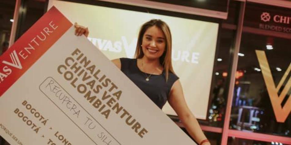 Recupera tu Silla finalista por Colombia en Chivas Venture