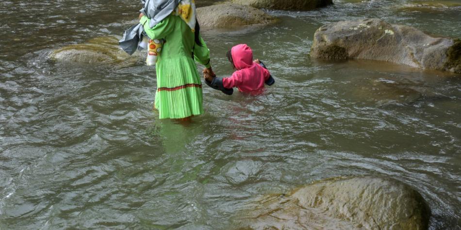 Indígenas de Chocó podrían recibir atención en salud en Risaralda