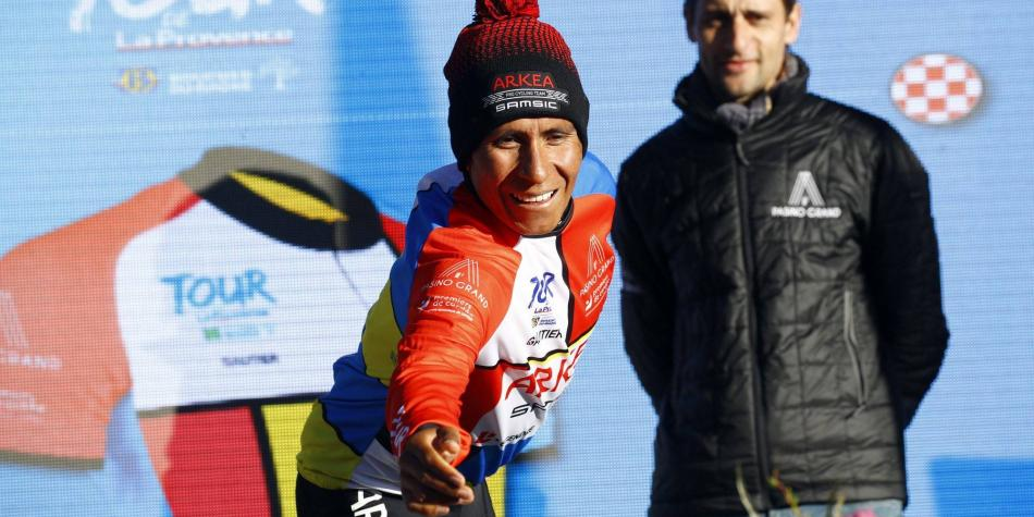 Nairo rompió sequía de 1.069 días: campeón del Tour de la Provence