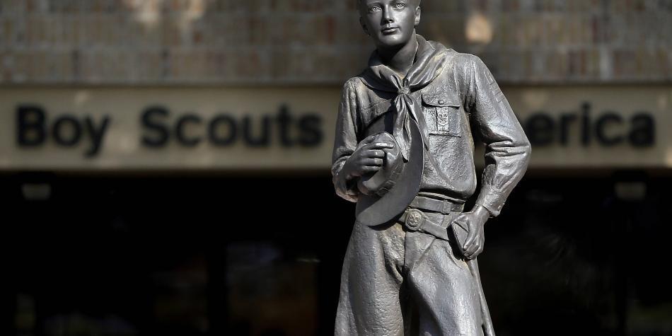 Boy Scouts de América se declaran en quiebra tras demandas por abusos