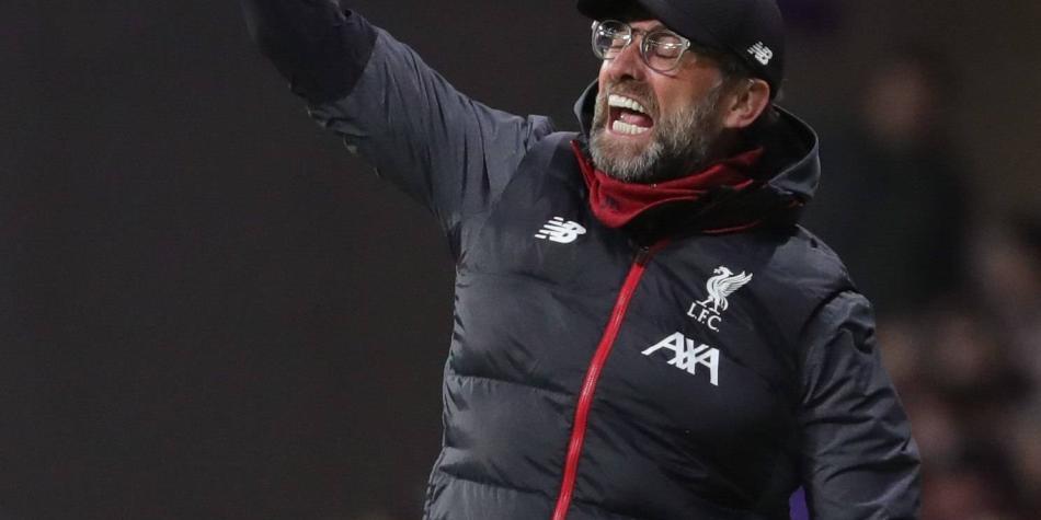 Klopp le envió un mensaje al Atlético: 'Bienvenidos a Anfield'