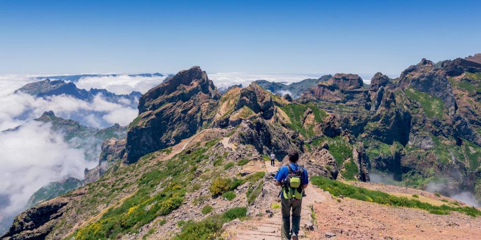 Madeira, naturaleza salvaje en el Atlántico
