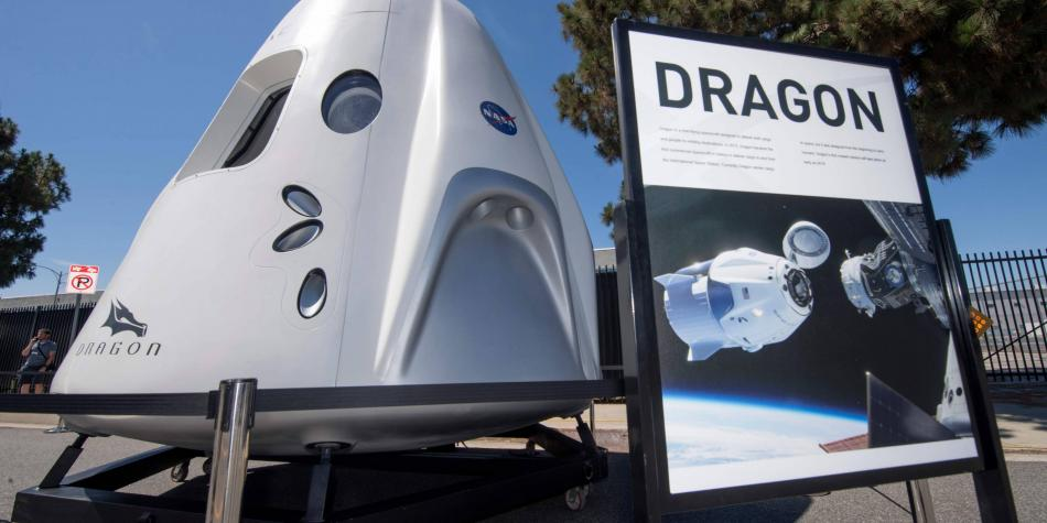 Nave SpaceX Dragon