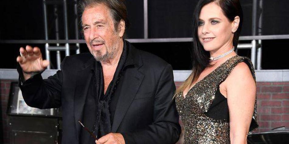 Novia le terminó al actor Al Pacino, de 79 años, por viejo