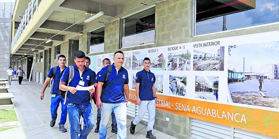 Más de 3.000 cupos de estudios presenciales ofrece el Sena en el Valle